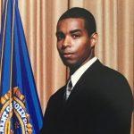 Official portrait of FBI Agent Terry Albury